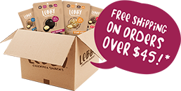 Free Shipping on Orders over $45!